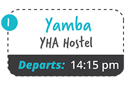BRISBANE TO YAMBA