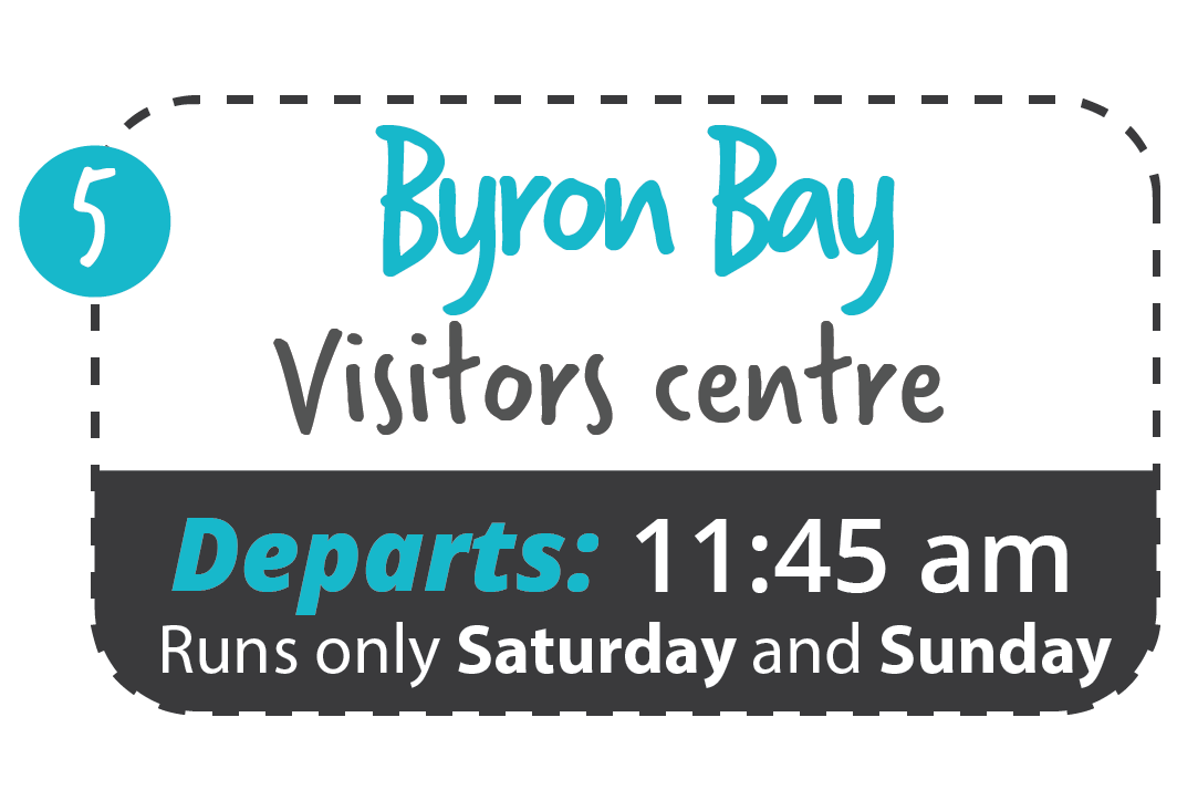Byron Bay Visitors centre